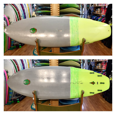 "COREVAC, CANNIBAL, PADDLEBOARD,  SUP BLADE 8'4"" x 30 5/8 x ""x4 1/8"" 118L   COREVAC CANNIBAL SUP BLADE is a high performance surf design. It has a double concave and chined rails for increased speed, drive, and maneuverability. 5 fin setup allows for a multitude of configurations for different types of waves and rider preferences. Works well in all wave heights."